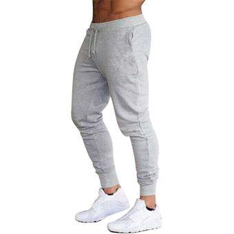 Pantalones Para Hombre De Casual Jogger Pantalones Para Correr Harlan De Hip Hop Pantalones Para Hombre Pantalones Para Correr Para Hombre Pantalones De Color Liso Pantalones Deportivos Larg Wot Beige Linio Colombia