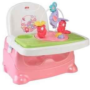 328566ce1 Silla de Aprendizaje para Bebé Rosa Fisher Price