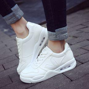 sale retailer a0db3 8161b Zapatos Tenis Zapatillas Mujer De Deportes De Plantilla De Colchoneta  Hinchable De Ocio -