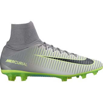 best loved 6d39f 9ef93 Agotado Zapatos Fútbol Hombre Nike Mercurial Veloce III FG -Gris