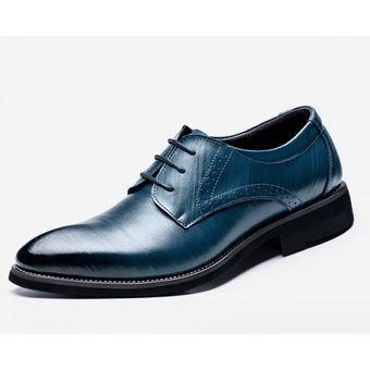 d4dc60dd Compra Zapatos Hombre De Ecocuero - Azul online | Linio Chile