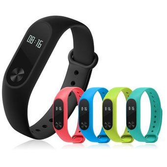 32899dbe46a6 M2 Smart Band Frecuencia Cardíaca Presión Arterial Oxímetro Oxímetro  Pulsera Deportiva Fitness Reloj Pulse Smartband Para IOS Android-Púrpura