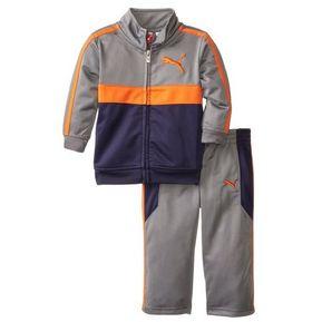 21b832d1ab8da PUMA - conjunto para bebe casaca y pantalon PUMA - multicolor