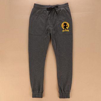 Pantalones Deportivos De Dibujos Animados Para Hombre Pantalones Deportivos Ajustados De Algodon Elasticos Informales Para Hombre Gray 24 Linio Peru Ge582fa0pcvojlpe