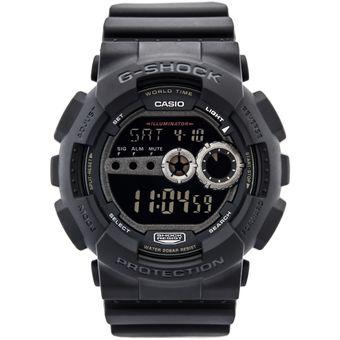 54678d461e39 Compra Reloj Casio G-Shock GD-100-1B Digital Hombre - Negro online ...