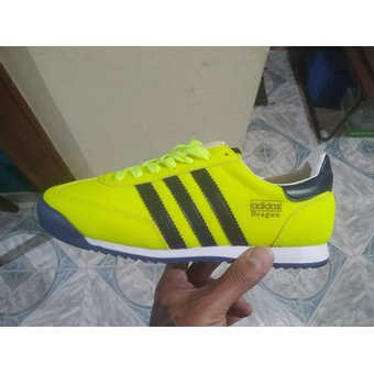 adidas dragon amarillo