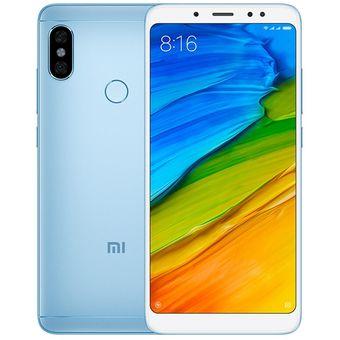 Xiaomi Note 5 64GB - Azul teléfono smartphone linio smartphones 2019
