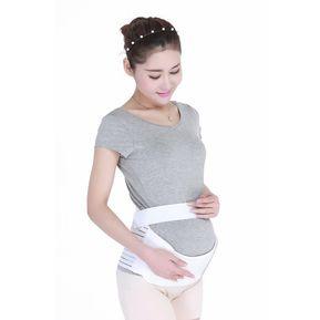 5bd155615 ER Mujer Embarazada Maternidad Embarazo Support-Waist Correa Cinturón  Abdominal Postparto - Blanco