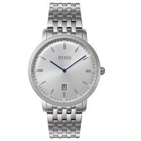 68799e08a188 Reloj Hugo Boss 1513537 para Caballero-Plateado
