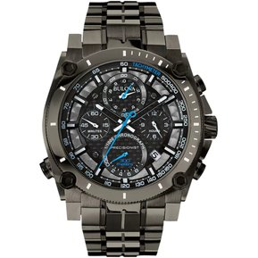 0a762cb1b Reloj Bulova 98B229 Precisionist Cronógrafo Hombre - Negro
