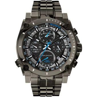5cc0a326989f Compra Reloj Bulova 98B229 Precisionist Cronógrafo Hombre - Negro ...