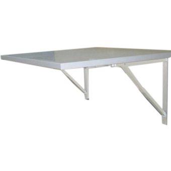 Compra practicosas mesa plegable de pared 60x80cm for Mesa plegable falabella