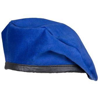 7bb12c61dcd00 Compra Boina de pana azul Policia Local- Interfuerzas - online ...