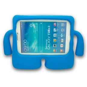 bc707b74d4b Funda Uso Rudo Bracitos Jyx Accesorios Samsung Galaxy Tab 3 Tab 4 10.1 -  Azul