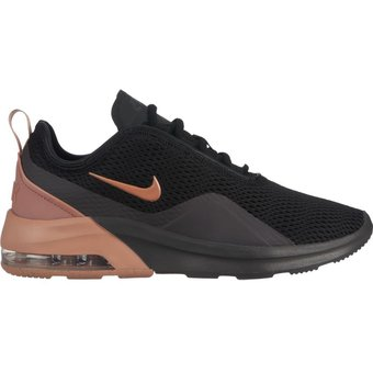 Tenis Running Mujer Nike Air Max Motion 2 Negro con Rosa
