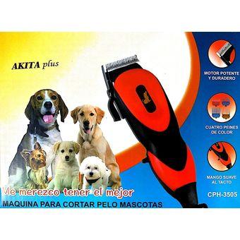 Agotado Máquina De Cortar Cabello Akita + Accesorios  02992a9f313d