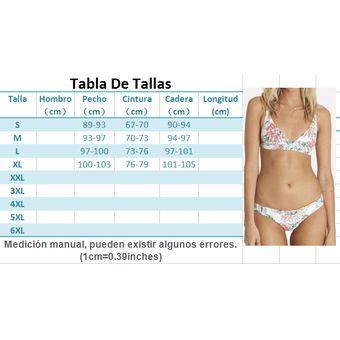 46f6399b6a44 Impresión De Trajes De Baño De Flores Bikini-Blanco