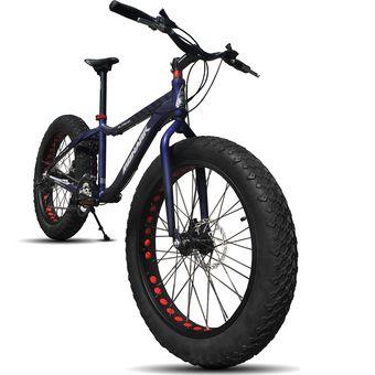 Compra Bicicleta Monark Fat Bike Alaska - Aro 24