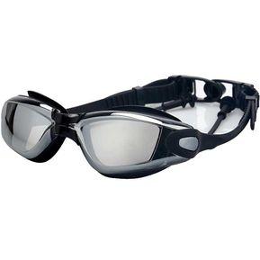 276e626efb Gafas de natación de silicona antivaho de galvanoplastia