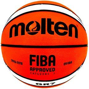 42e132b271299 Pelota Balón De Basquetbol Basket Molten Gr7 Fiba N° 7
