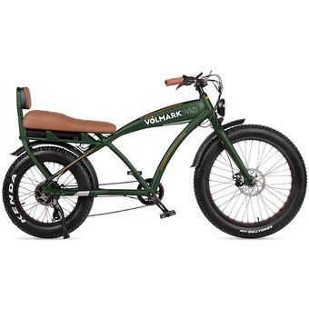 bicicleta electrica plegable monty