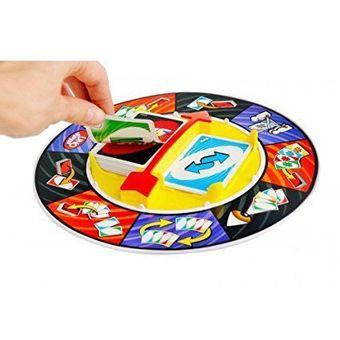 Compra Juego De Mesa Uno Spin Mattel Original Online Linio Colombia
