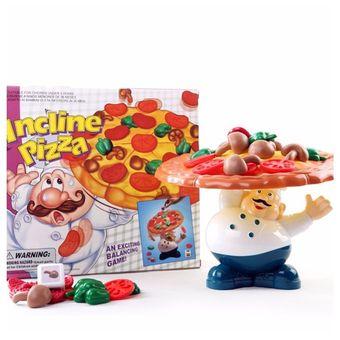 Compra Juego De Mesa Incline Pizza Infantil Para Ninos Cocina Online