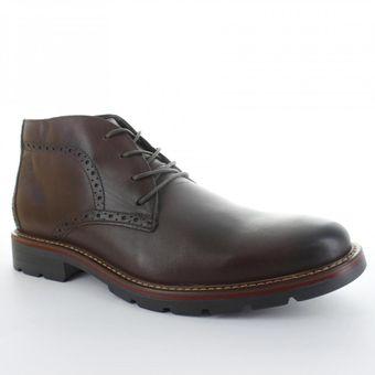 Zapato Para Hombre Quirelli 88603 037549 Color Cafe