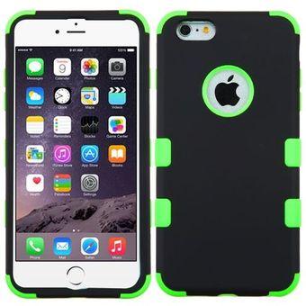carcasa funda doble verde iphone 6s