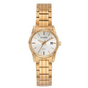 6d2a270f4097b Reloj Citizen EU6002-51P Ladies Watch Collection Análogo Con  Calendario-Dorado