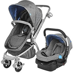 a164ce95f INFANTI GB01 NGB COCHE TRAVEL SYSTEM NIGHT BLUE