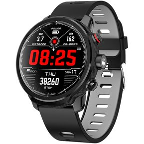 b850f65fdb18 Smartwatch L5 Reloj Inteligente IP68 Waterproof HR Deportes Bluetooth.