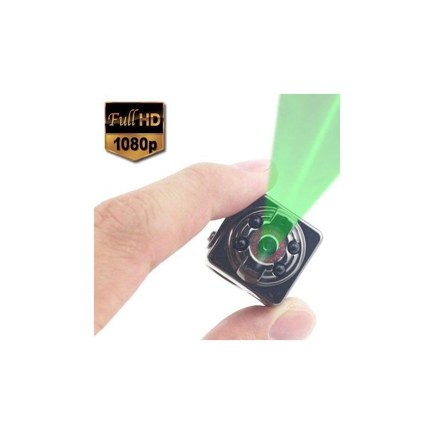 e7bea19bcd Mini Camara Espia Fullhd Vision Nocturna, Detector De Movimiento