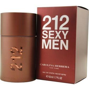 212 Sexy Men 50 ml. EDT MEN – Carolina Herrera