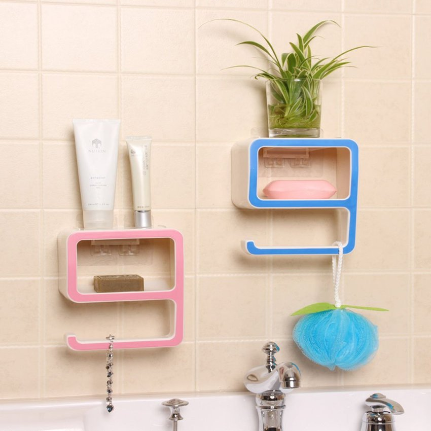 1 PC Digital creativa 9 Caja de jabón de baño de plástico no traza de wc estantería-Green GE598HL0V4NRVLMX ky1GjYi2 ky1GjYi2 smDkxUHN