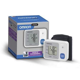 Monitor De Presión Arterial De Muñeca Automatico Omron HEM-6122LA