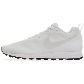 Tenis Nike MD Runner 2 ENG Mesh - 916774101 - Blanco - Hombre 7df0a4f58bf