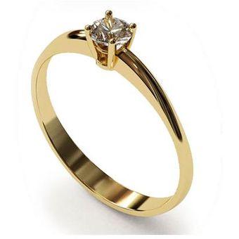 a74eff0e639c Anillo Compromiso Matrimonio Diamant Pur One Oro 18 Kt Y Diamante El Señor  De Los Anillos