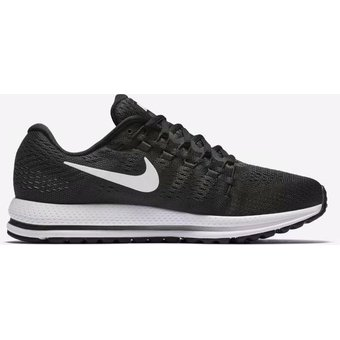 Tenis Nike Air Zoom Vomero 12 s 863762 001 para Hombre Negro con Blanco