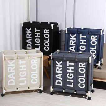 Sujetadores Bufandas Organizadores de Cajones Plegables para almacenar y Separar Calcetines Corbatas Ropa Interior CNNIK 6 Piezas Organizador de cajones de tocador