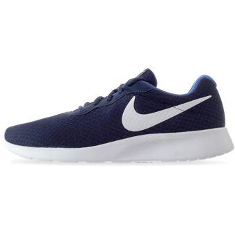 víctima Fundir Transitorio  Tenis Nike Tanjun - 812654414 - Azul Marino - Hombre | Linio México -  NI055FA0IB435LMX