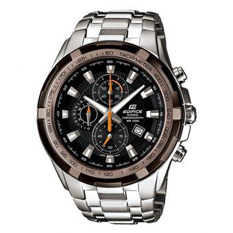 f82996676d2e Compra Reloj Casio Edifice EF-539D-1A9V Correa Acero Inoxidable Para ...