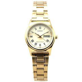 8665ceca3a74 Reloj Casio Mujer LTP V006G 9B - Acero Inoxidable