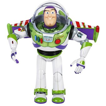 Agotado Toy Story - Buzz Lightyear Power Up Interactivo en Español con  sonidos y luces c765aafcc57