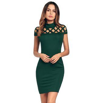 35600bb30 Compra Vestido Casual Generic Mujer Vestidos Casual Verde online ...