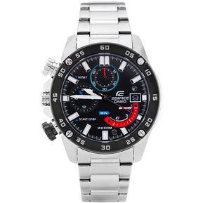 890bdbdf12f6 Reloj Casio Edifice EFR-558DB-1AV Analógico Hombre - Plateado y Negro