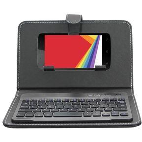Enkay 2 En 1 Teclado Bluetooth Desmontable Funda De Ecocuero Con Soporte  Para El IPhone, acc051f378ca