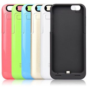 8d13cb9d35c Funda Cargador Externo iPhone 6 Plus/6s Plus