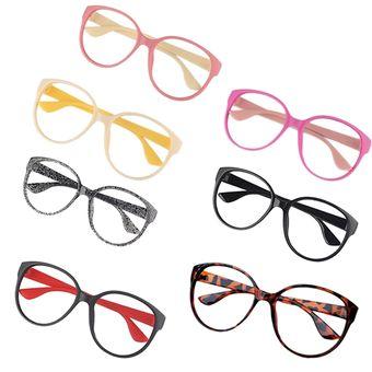 5adaa6320f Compra Gafas Lentes Oftalmicos Unisexo 360DSC-Negro+Rojo online ...