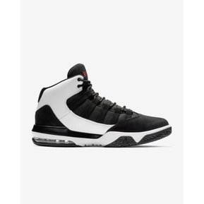 242f497ae77 Tenis Basketball Hombre Nike Jordan Max Aura-Negro con Blanco